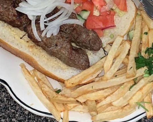 Kebabwich